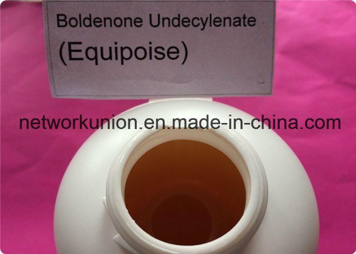 Intramuscular Boldenone Undecylenate Hormone Liquid EQ Equipoise CAS: 13103-34-9