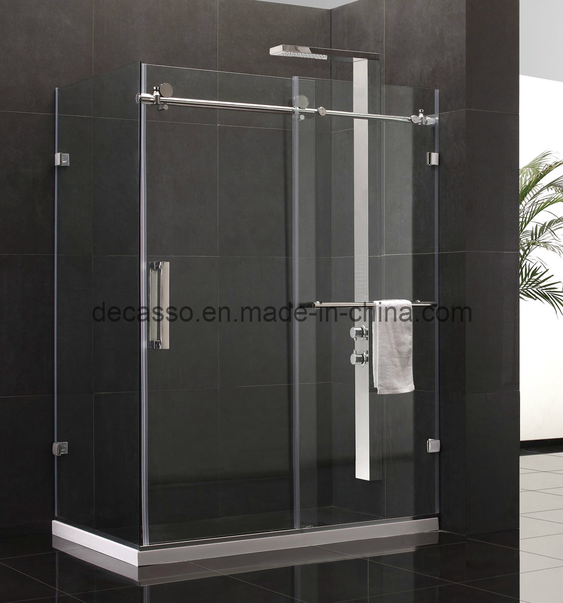 Rectangular Sliding Shower Room (DCS-Y-F)