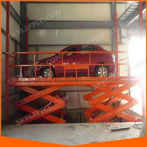 3ton Electric Car Stationary Scissor Lift