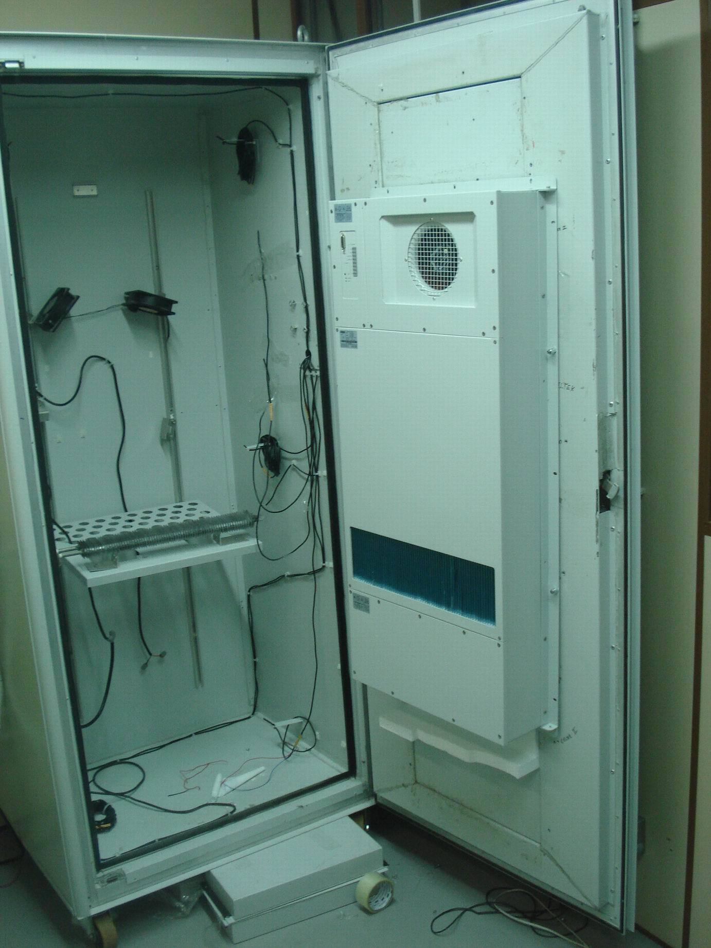 Air To Air Heat Exchanger (HRUC E 120 W/K)