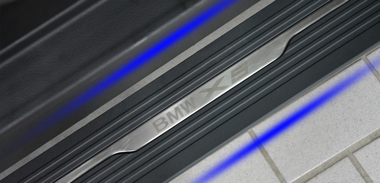 Electric Running Board/Power Side Step for BMW Auto Parts