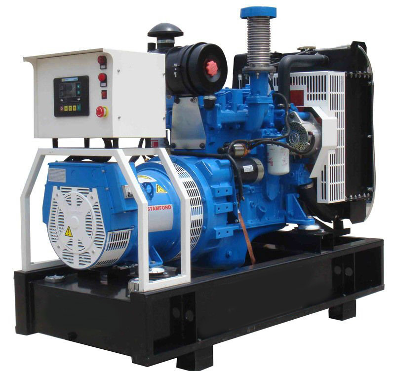 Silent Diesel Generator Set with Cummins Engine (POKC160)