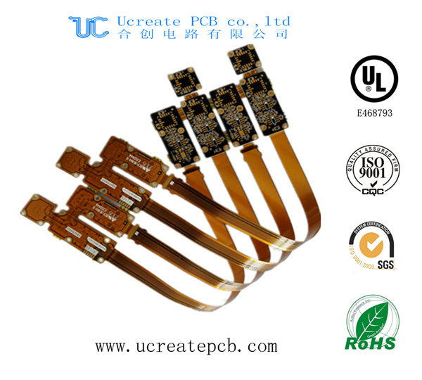 Flex Rigid PCB Board with Good Quality