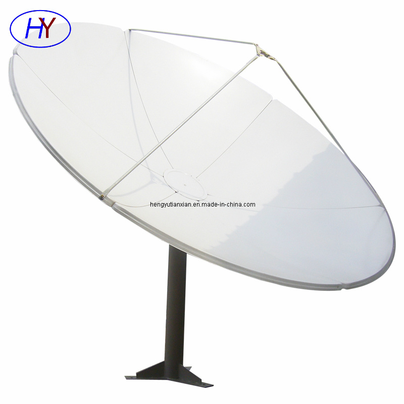 C Band 120cm Satellite Antenna Dish