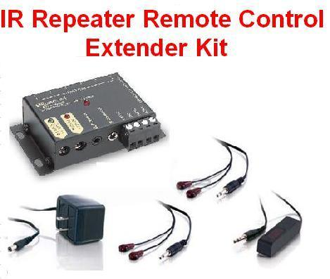 Remote control repeater