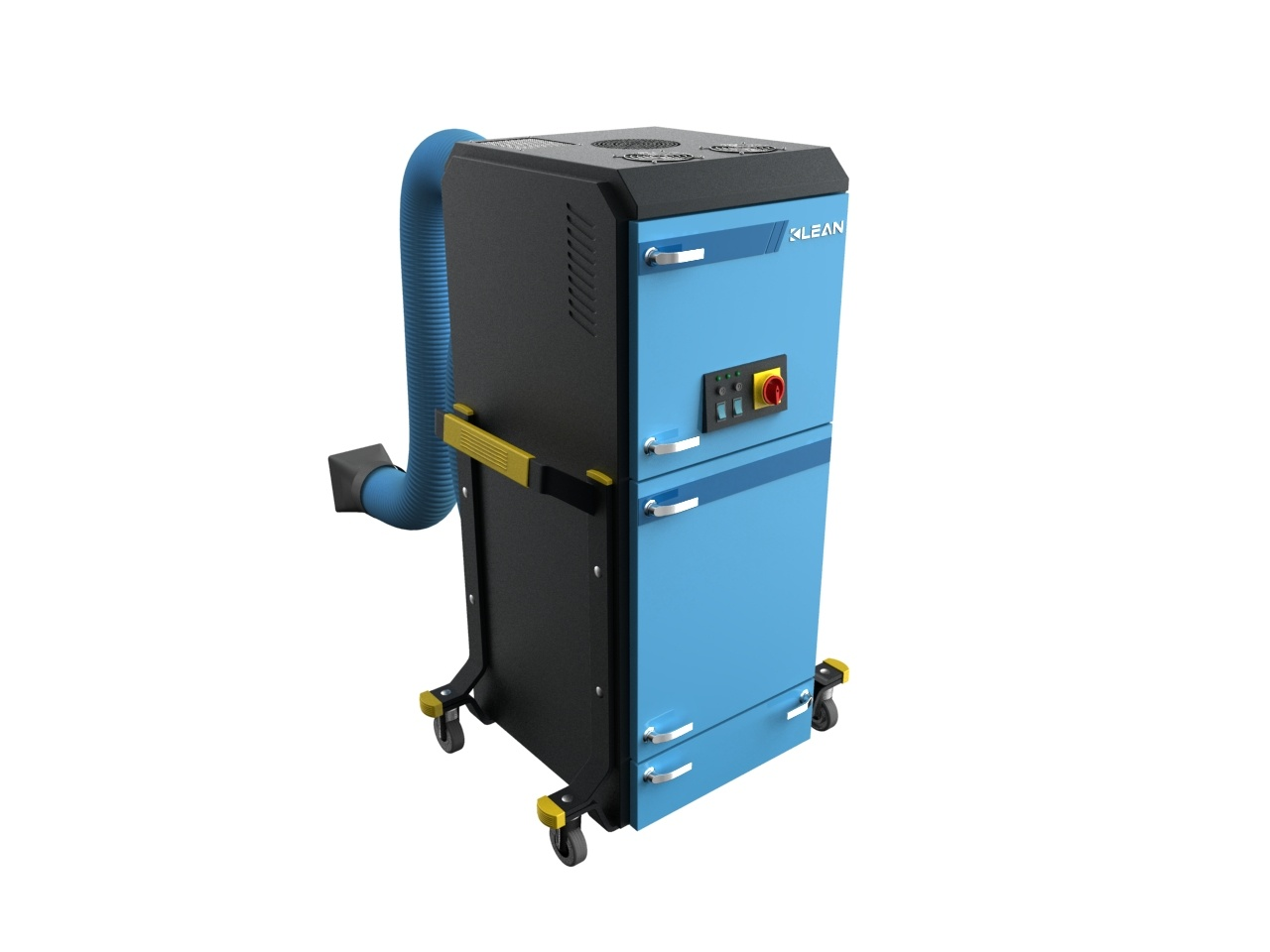 System  Electrostatic Precipitator for Welding Fume China Industrial  #2377A8
