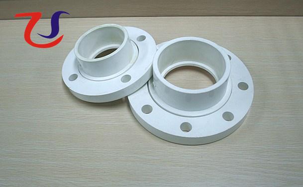China pvc flange hk plastic