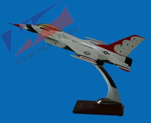 F-16 Us Force Professional Plane Model Manufacturer