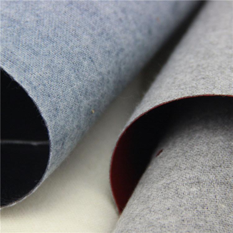 (Eco-friendly) Fire Retardant Furniture PVC Leather