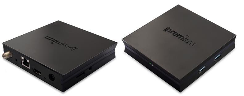 DVB Combo S2 Set Top Box with Built-in WiFi