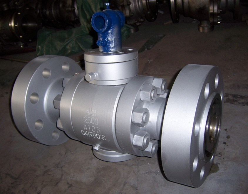 China large diameter valve lb ball photos