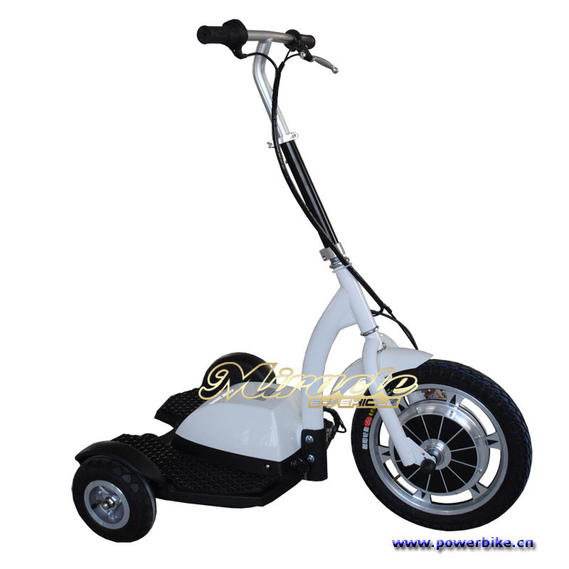 China Three Wheel Scooter Pb 491 China Electric Tricycle Prowl Scooter
