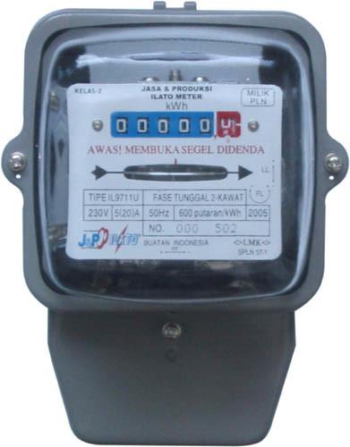 Watt Hour Meter : China single phase watt hour meter dd