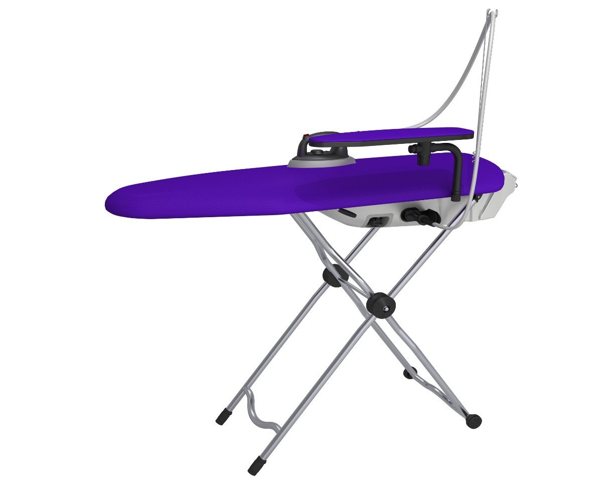 5.0 Bar Ironing Board Ironing System Steam Iron Board with Sleeve Board
