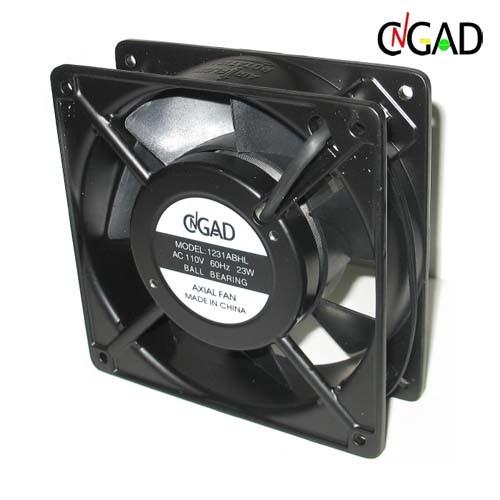 Axial Cooling Fan : China ac axial fan cooling