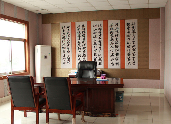 Polyester Decorative Carved Acoustic Office Partition and Wall Panel (1)