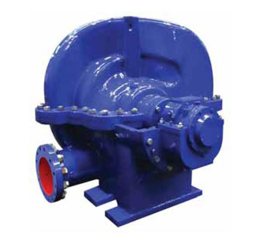 Electrical Centrifugal Double Suction Water Pump