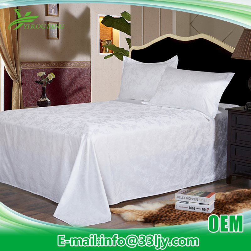 Durable Cheap 1000t Bed Linen for Villa
