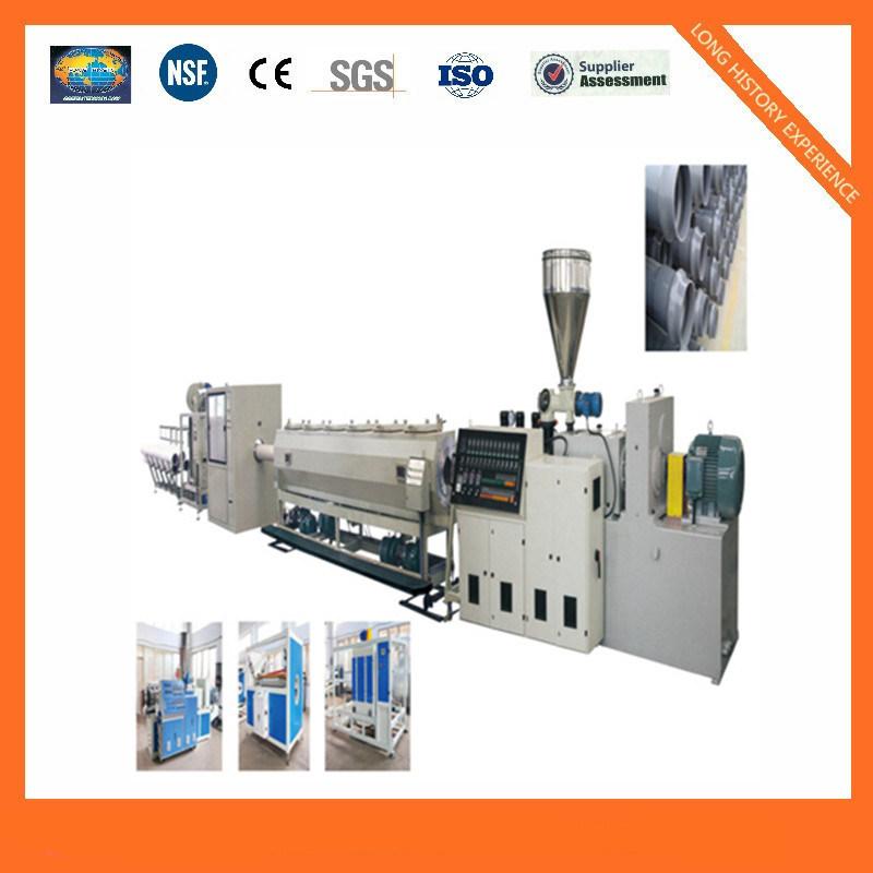 PVC, PVC-C Pipe Production Line