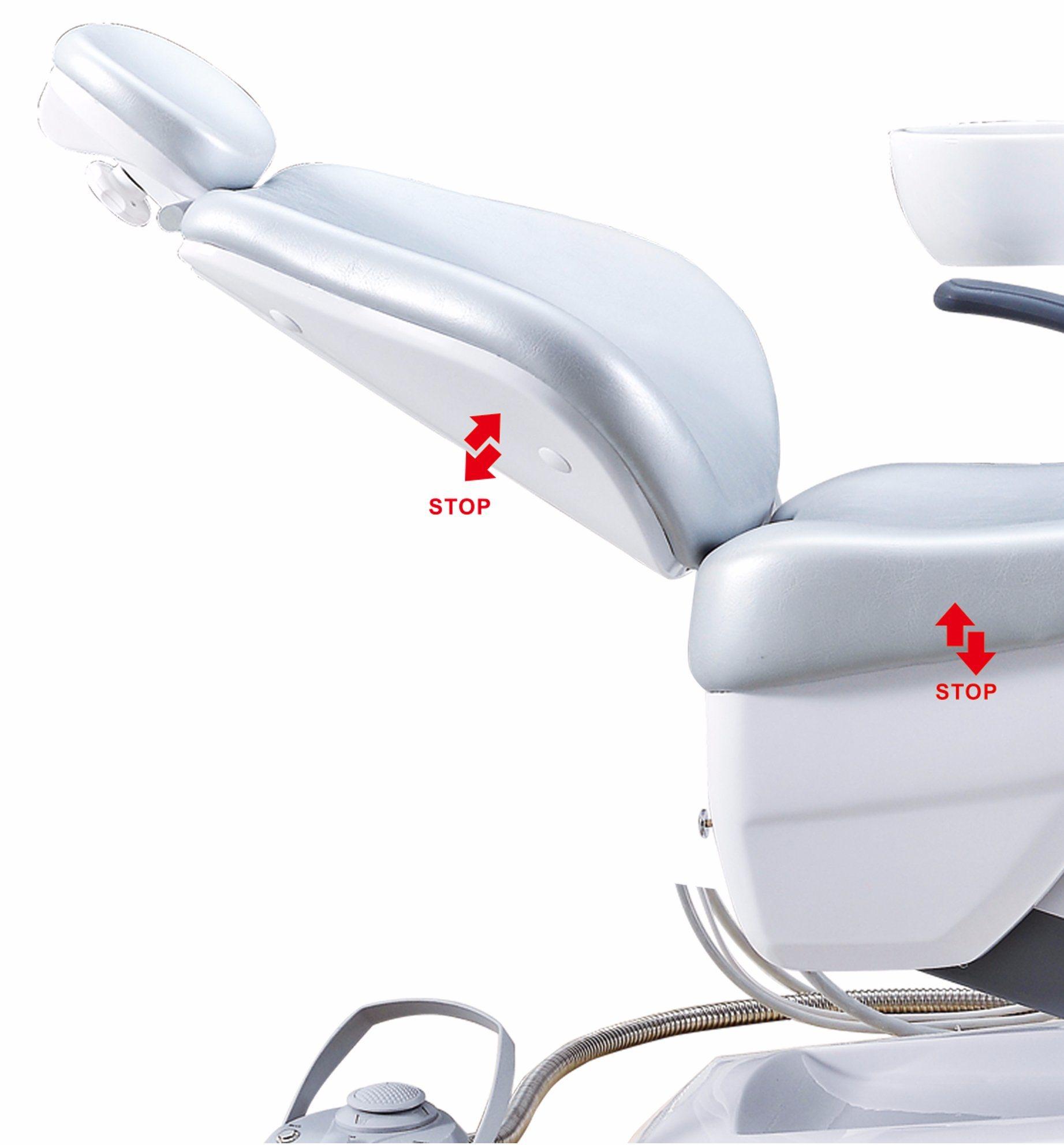 Foshan Cingol Dental Chair with Ce, ISO
