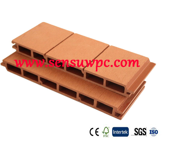 Sensu Outdoor Co-Extrusion Wood Composite WPC Decking
