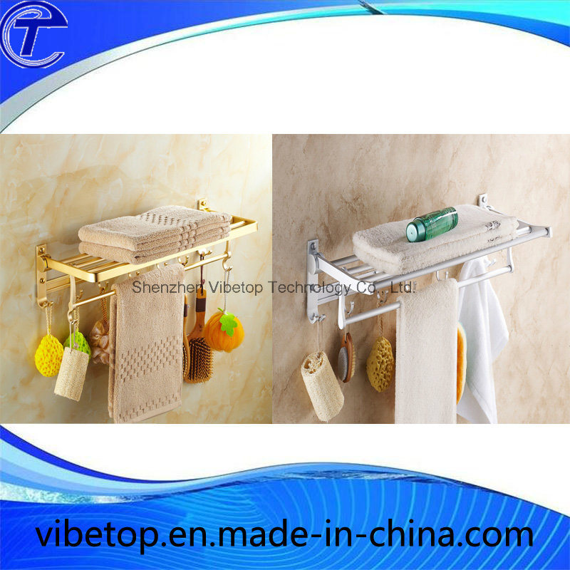 High Quality Stainless Steel Bathroom Accessories Towel Rack