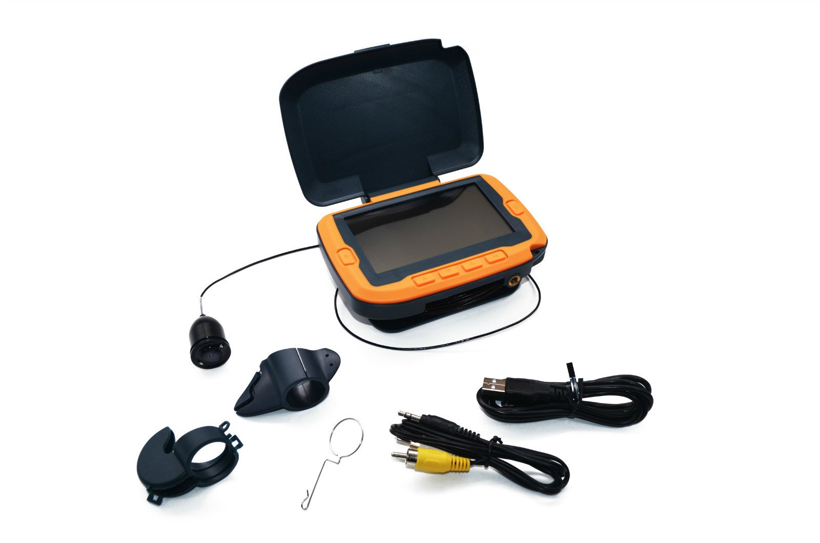 5MP 160 Degree IR Underwater Fishing Inspection Camera