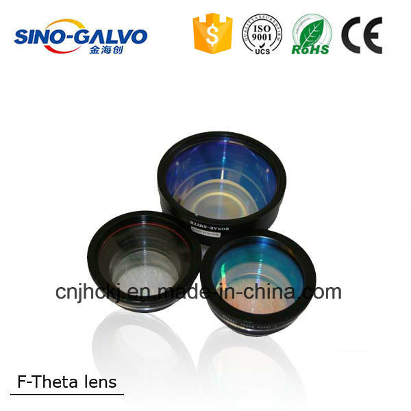 High Quality Optical F-Theta Lens for CO2 Fiber Laser Systems