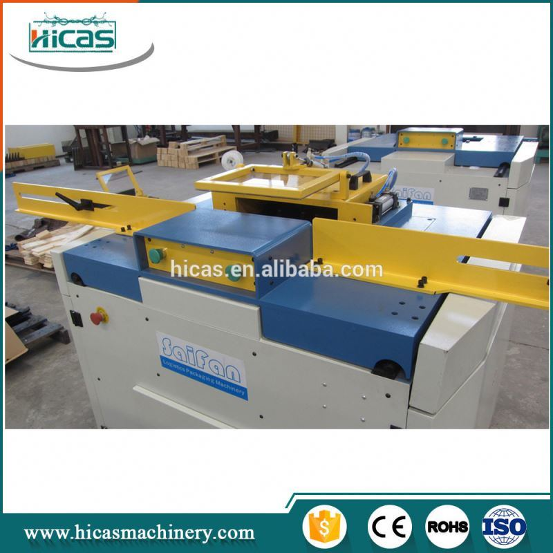 Automatic Production Line for Making Wood Pallet