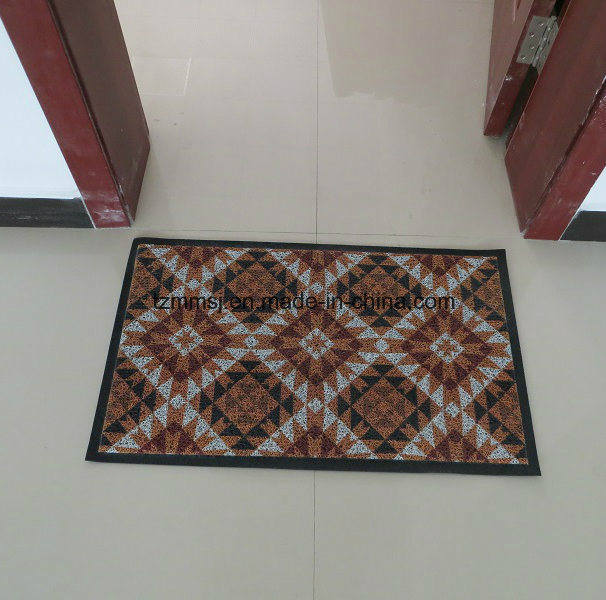 Decorative Door Mat PVC Entrance Floor Mat