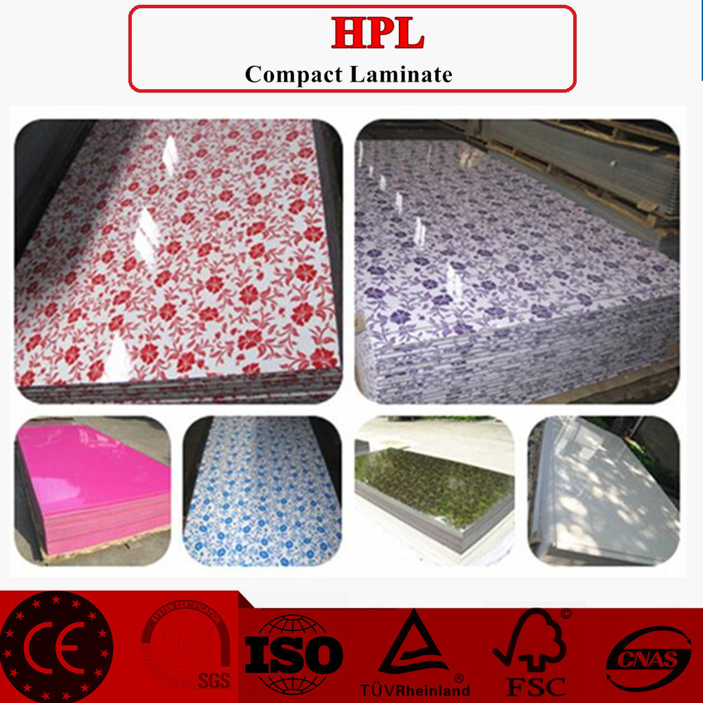 High Gloss Laminate /HPL Formica Sheet