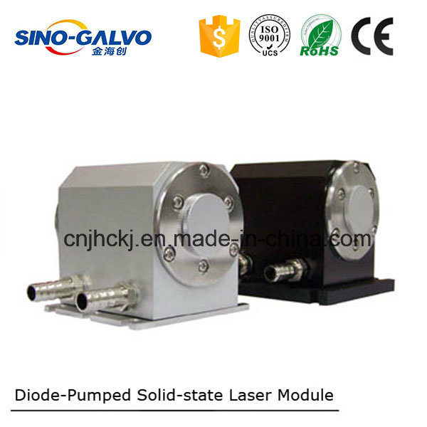 YAG Diode-Pumped Solid-State Laser Module 75W