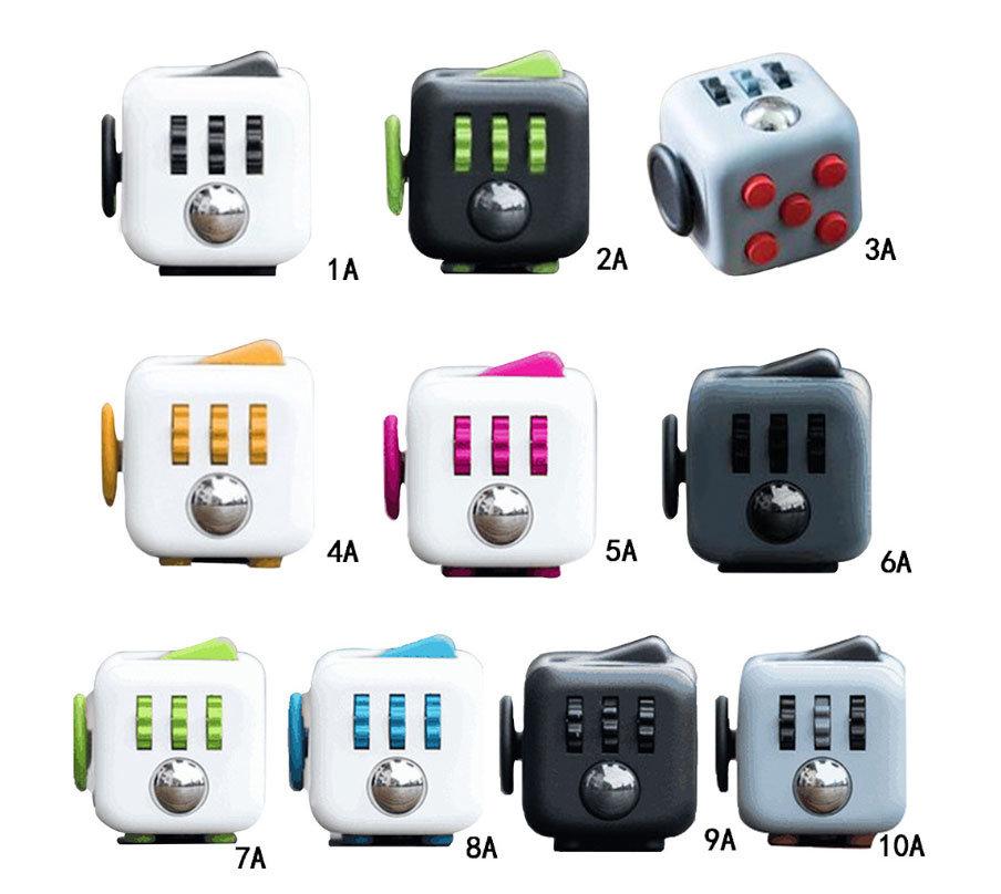 Best Fidget Toy Cube Anti Stress