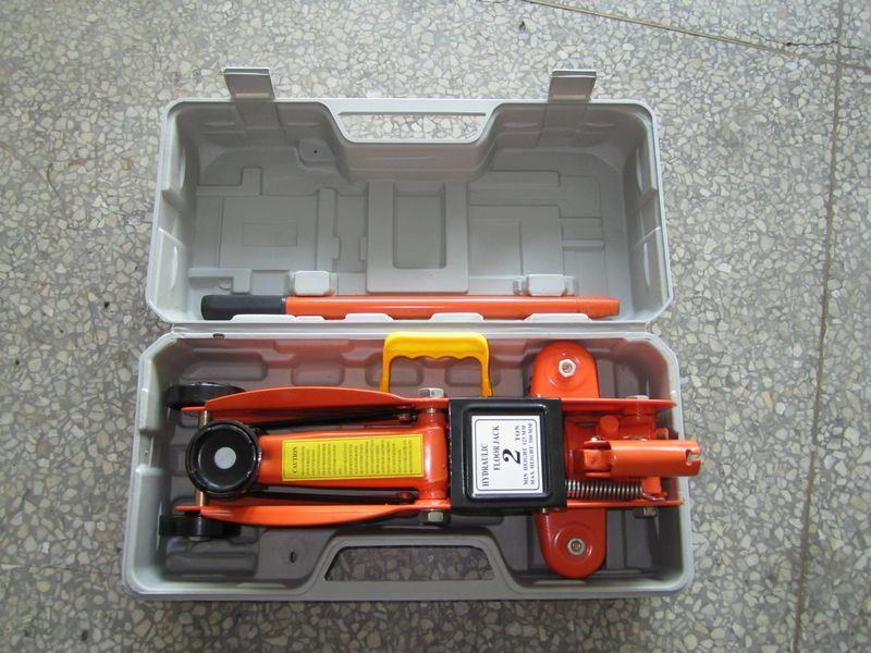 Floor Jack 2ton (CE) (ZWFL3B) Car Jack