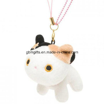 Mini Cheap Plush Animal Keychain Customized Cute Stuffed Soft Rabbit Plush Keychain