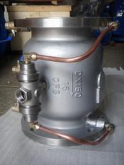 Minimized Resistance Anti Pollution Isolating Valve (LHS743X)