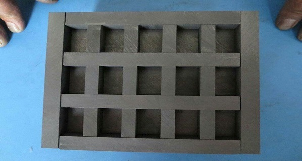 Graphite Mould for Diamond Segments of Saw Blade, Grinding Wheels