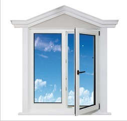 Hung Top-Suspending Customized Size Solid Wood Specialty Window, Windproof, Dustyproof