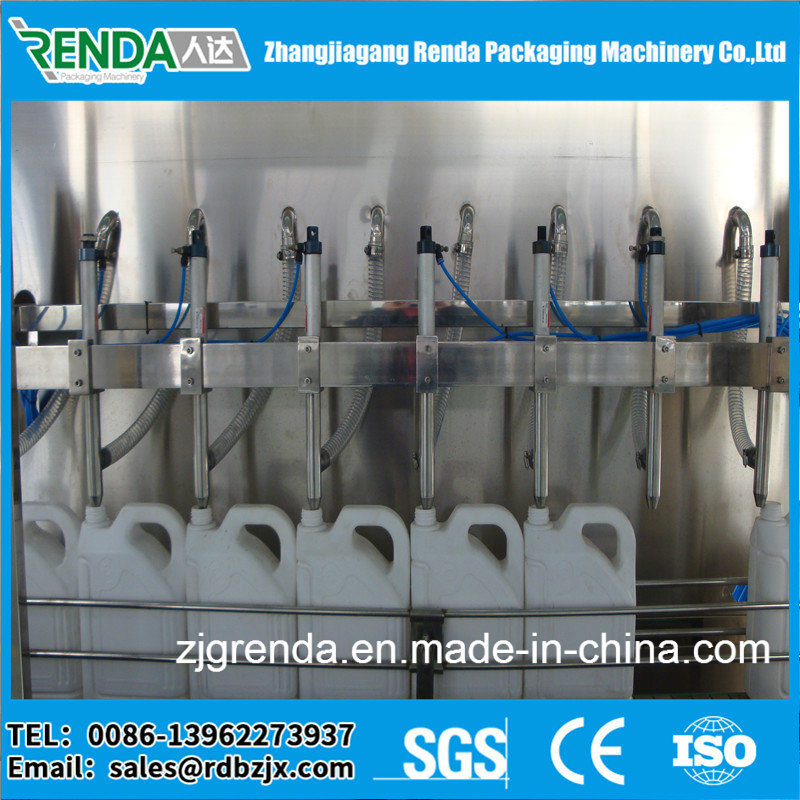 Edible Oil Filling Machine with Ce