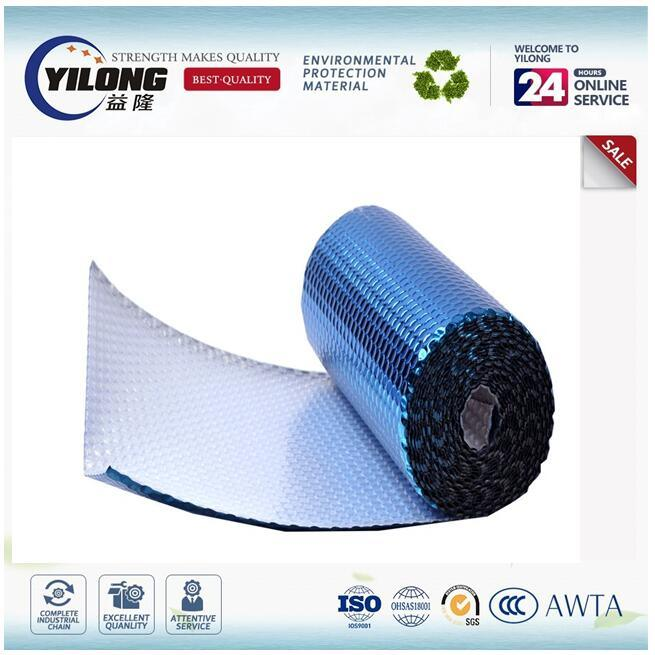 Foil Insulation, Single, Bubble-Foil, Reflective Control Membranes