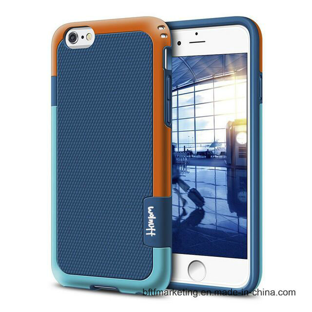 Hybrid 2in1 Mobile Cell Phone Case for iPhone