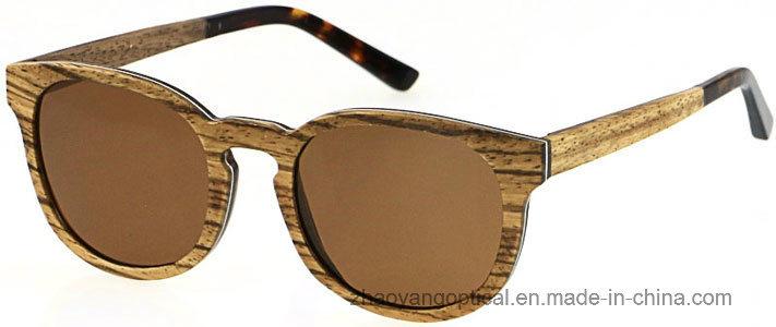 Custom Design Quality Fashion New Wood Sunglasses