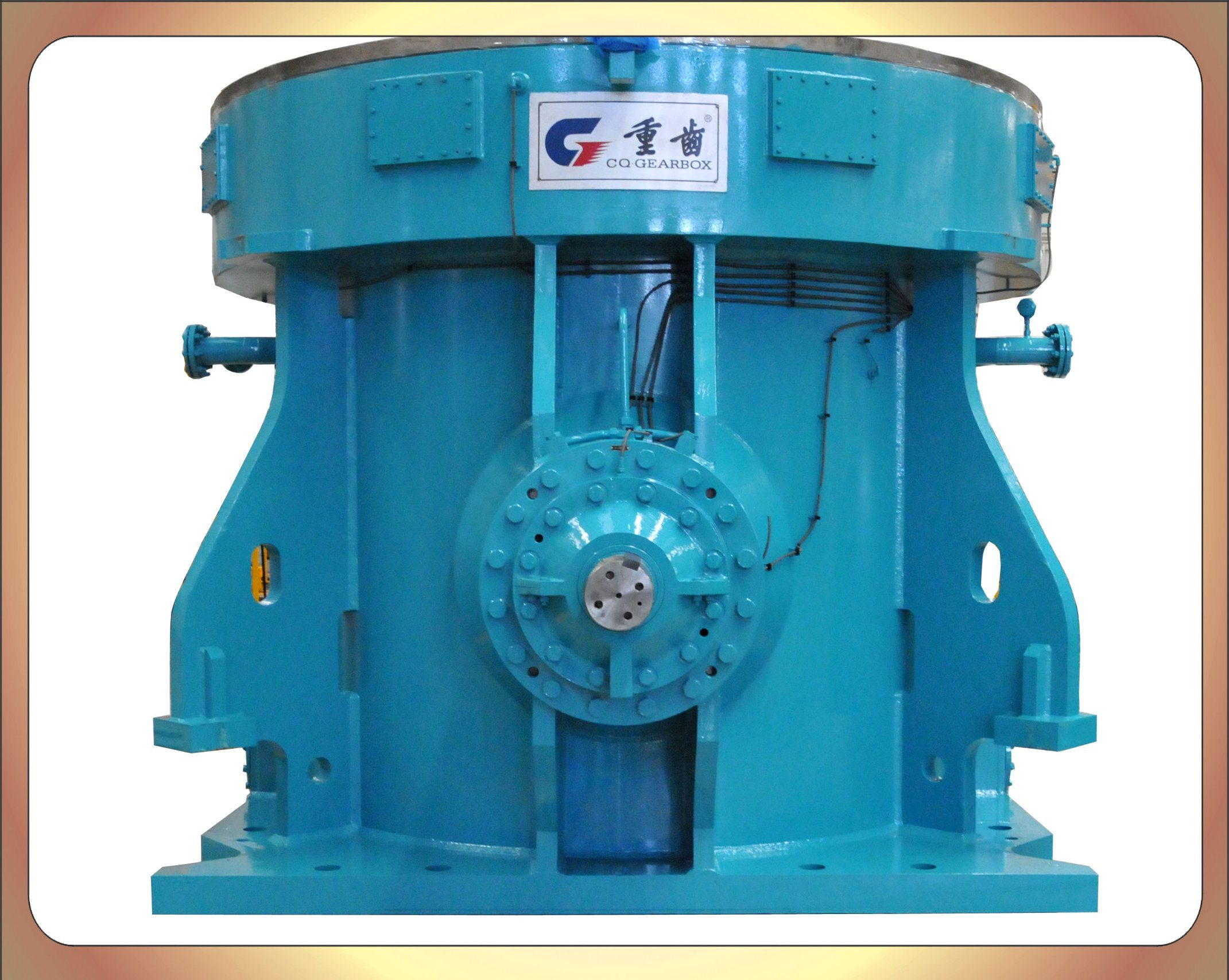 Planetary Gearbox for Vertical Mill