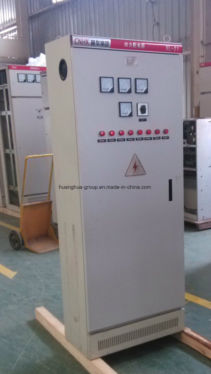 XL-21 Low Voltage Metal Cabinet