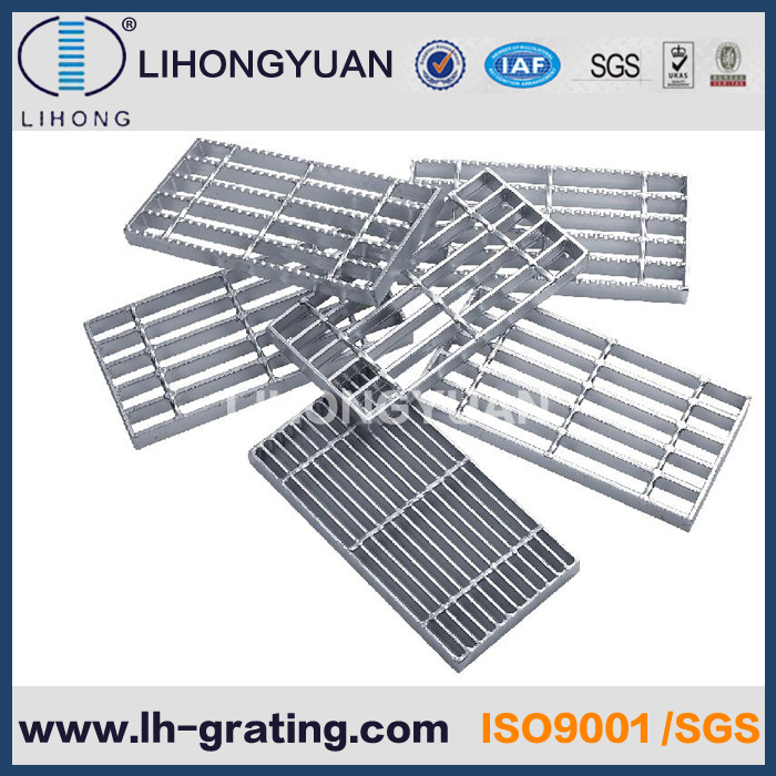 Hot DIP Galvanized Steel Stair Treads for Step Ladders