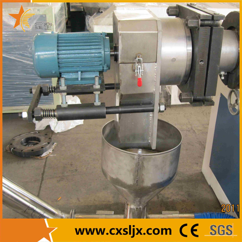 Plastic Machine - PVC Granulator Production Line
