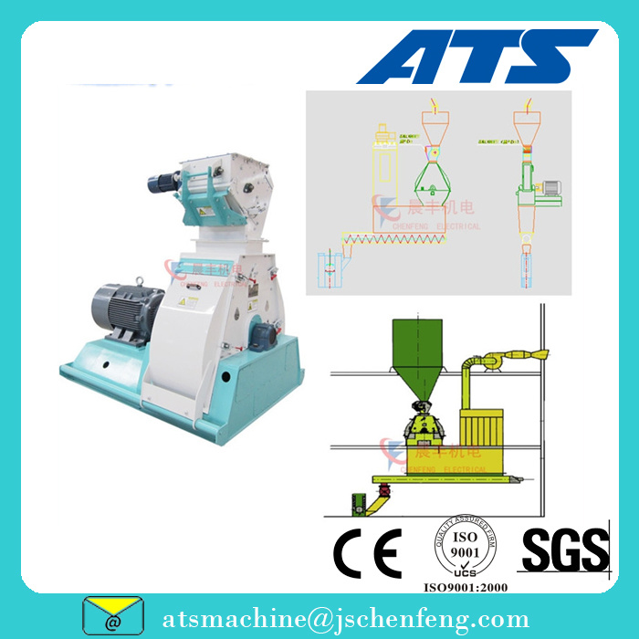 China Manufacturer for Wood Pallet Crusher Used in Feed Mill
