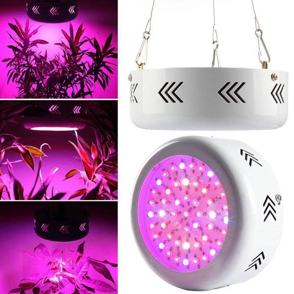 UFO LED Grow Light 50W Full Spectrum Plant Grow Light