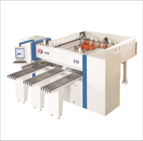 Woodworking Saw With CNC control system