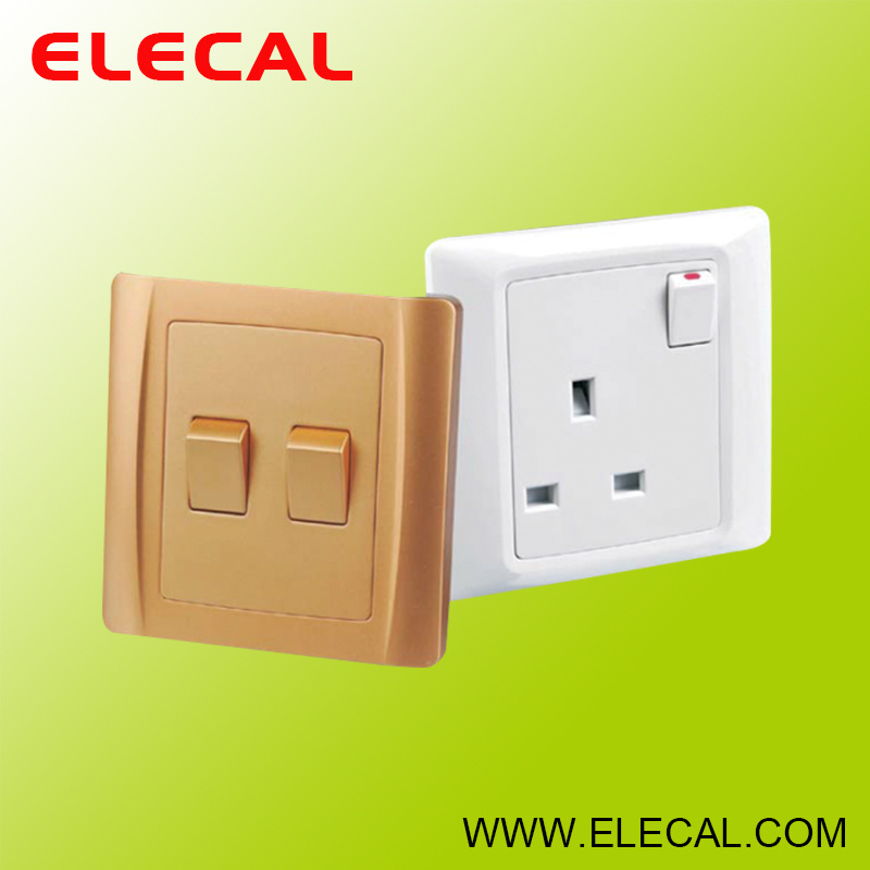 Wall Switch, Wall Socket of I Series